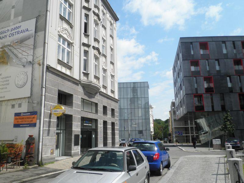 Kanceláře, Moravská OV,Kostelní, 4. NP, 140 m2