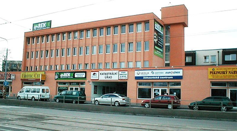 Kanceláře, OV Vítkovická 2A (Katastrální úřad)
