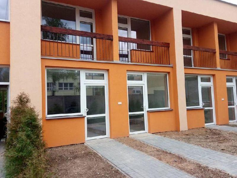 Pronájem bytu 1+kk - 30 m2, Slezská Ostrava.
