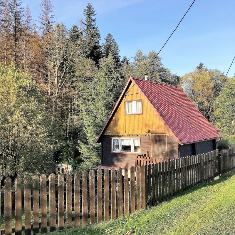 Prodej chaty v Kunčicích pod Ondřejníkem.