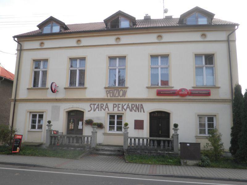 Penzion Stará pekárna u golfu v Šilheřovicích.