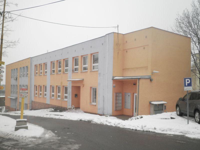 Kanceláře, Slezská OV areál býv. dolu P. Bezruč