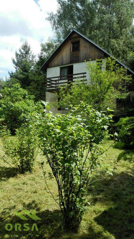 Prodej zděné chaty v Kyjovicích přímo u Vaňkového kopce.