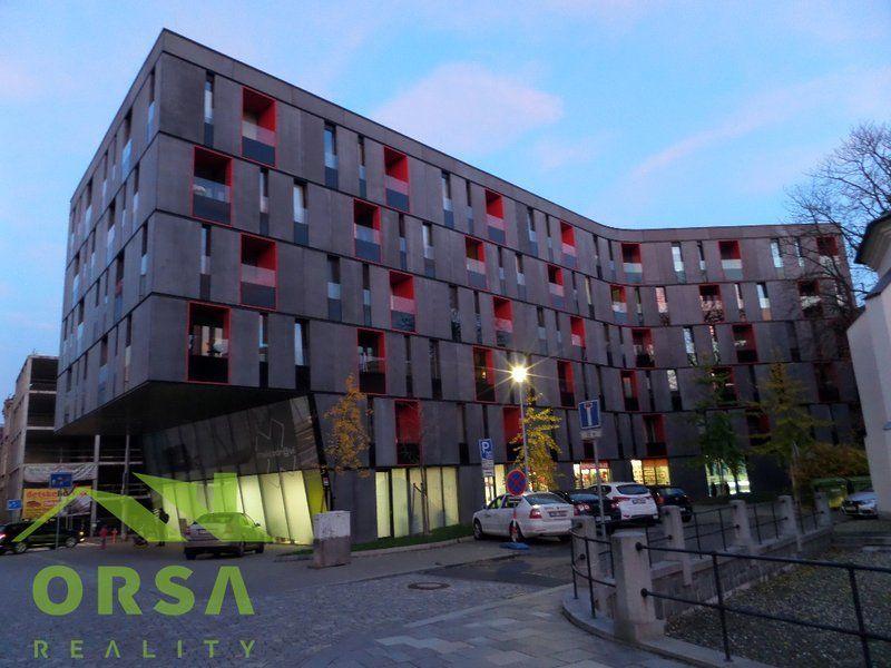Kompletně vybavený byt 3+kk, ul. Biskupská, Mor. Ostrava.