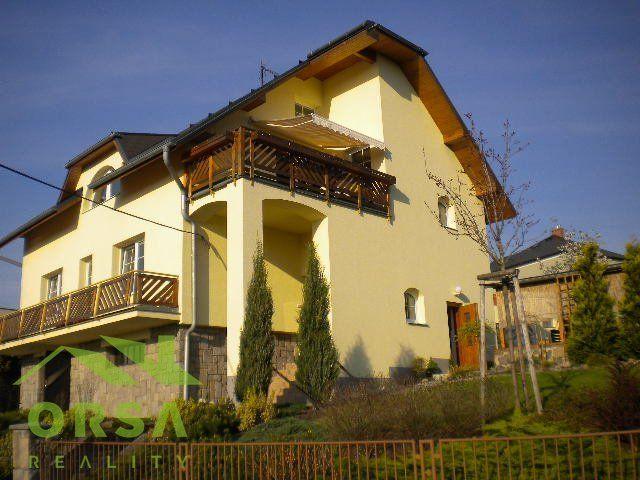 Prodej rodinného domu 240 m2, ul. Moravská, Hlučín.