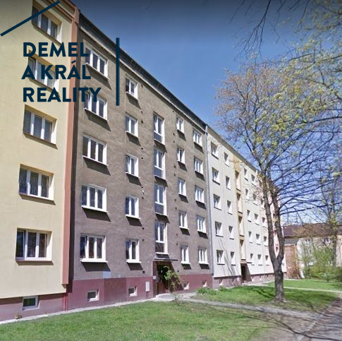 Pronájem bytu 2+1/L o výměře 51 m2, Ostrava-Hrabůvka.