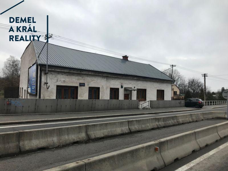 Nemovitost pro sídlo firmy 196 m2, OV-Radvanice.