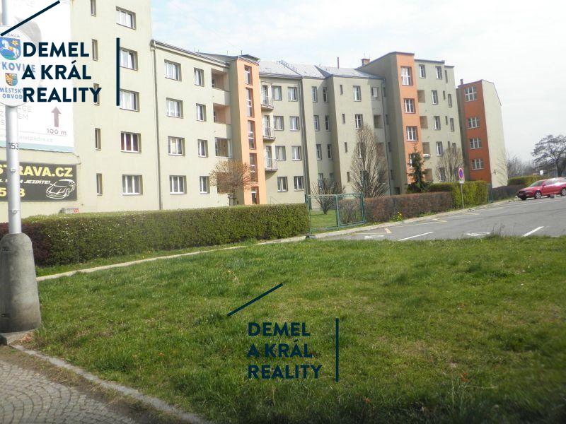 Převod dr. bytu 3+1/L o výměře 106 m2, ul. Závodní.
