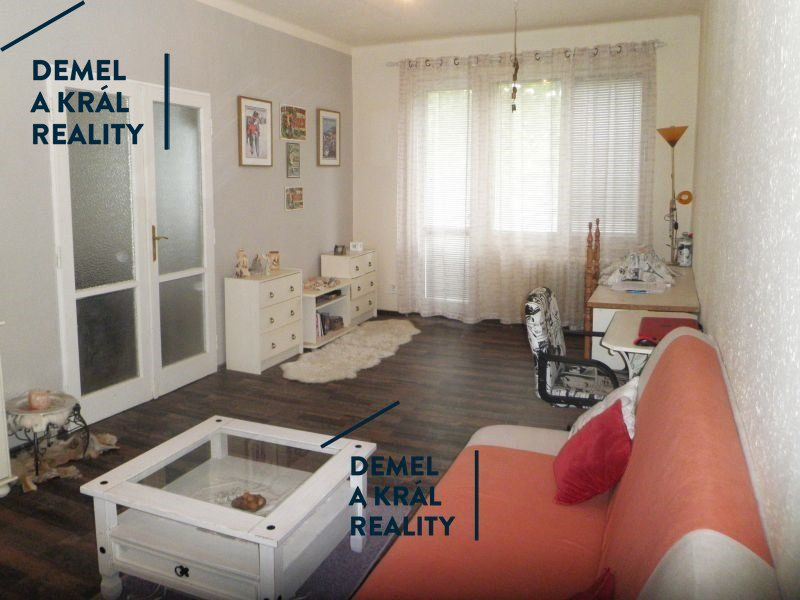 Pronájem bytu 3+1 - 68 m2, ul. Bajkalská, OV-Poruba.