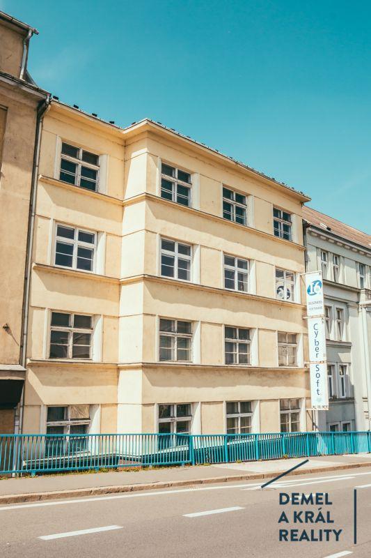 Prodej činžovního domu na ulici 28. října, Ostrava.