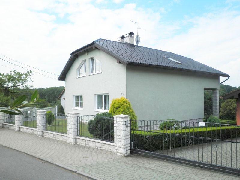 Pronájem vily 5+1, 170 m2, ul. Hukvaldská, OV Michálkovice.